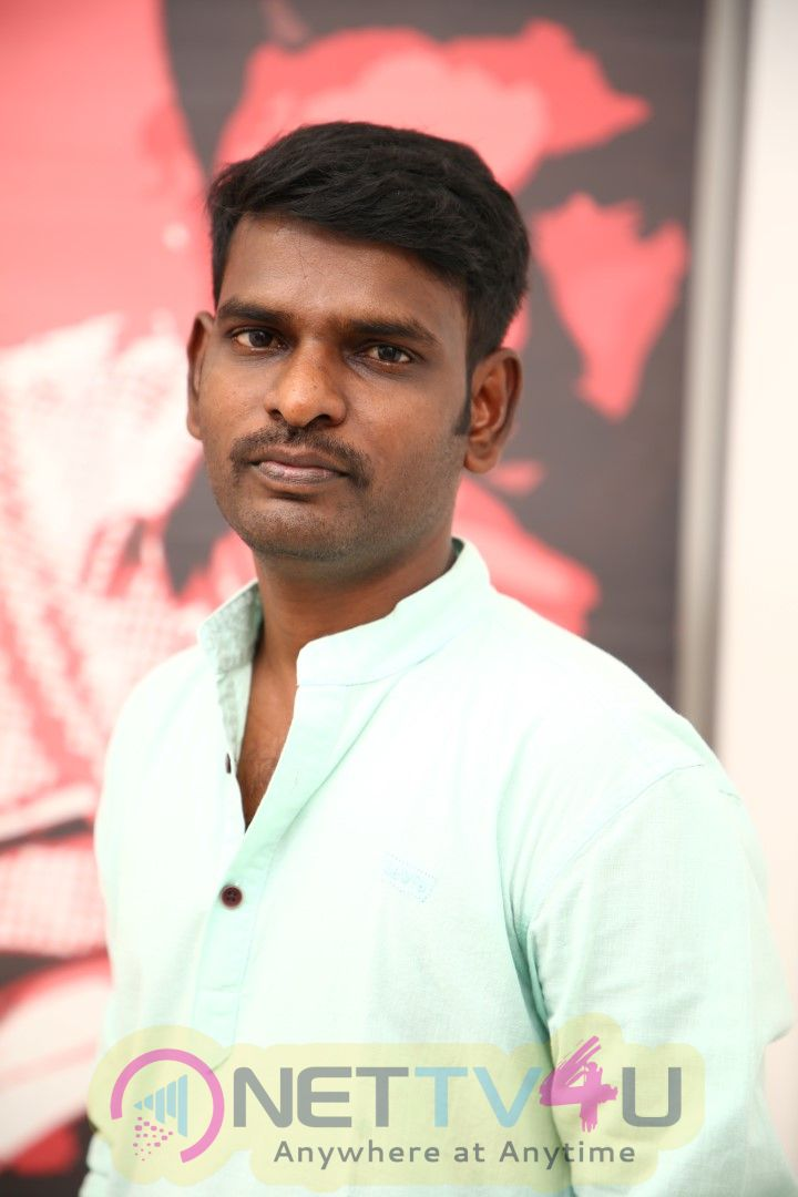 Art Director SS Moorthy Exclusive Interview Images  Tamil Gallery