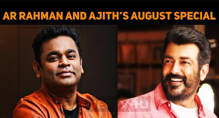 AR Rahman Joins Thala Ajith!