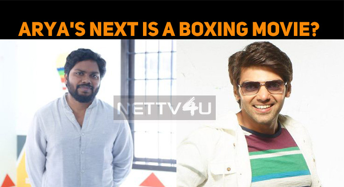 Arya's Next Is A Boxing Movie?