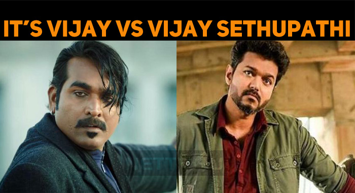 It Is Vijay Vs Vijay Sethupathi For This Diwali!