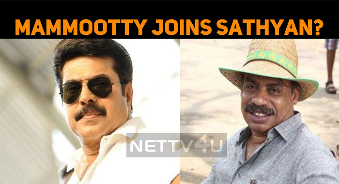 Mammootty To Play The Lead In Sathyan Anthikad ..
