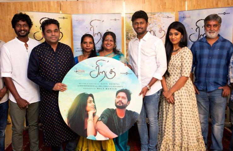Siragu Movie A R Rahman Release The Teaser Tamil Gallery