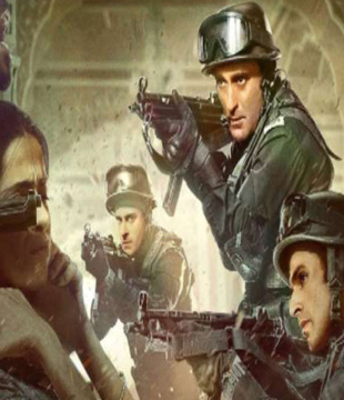 State Of Siege: Temple Attack Movie Review
