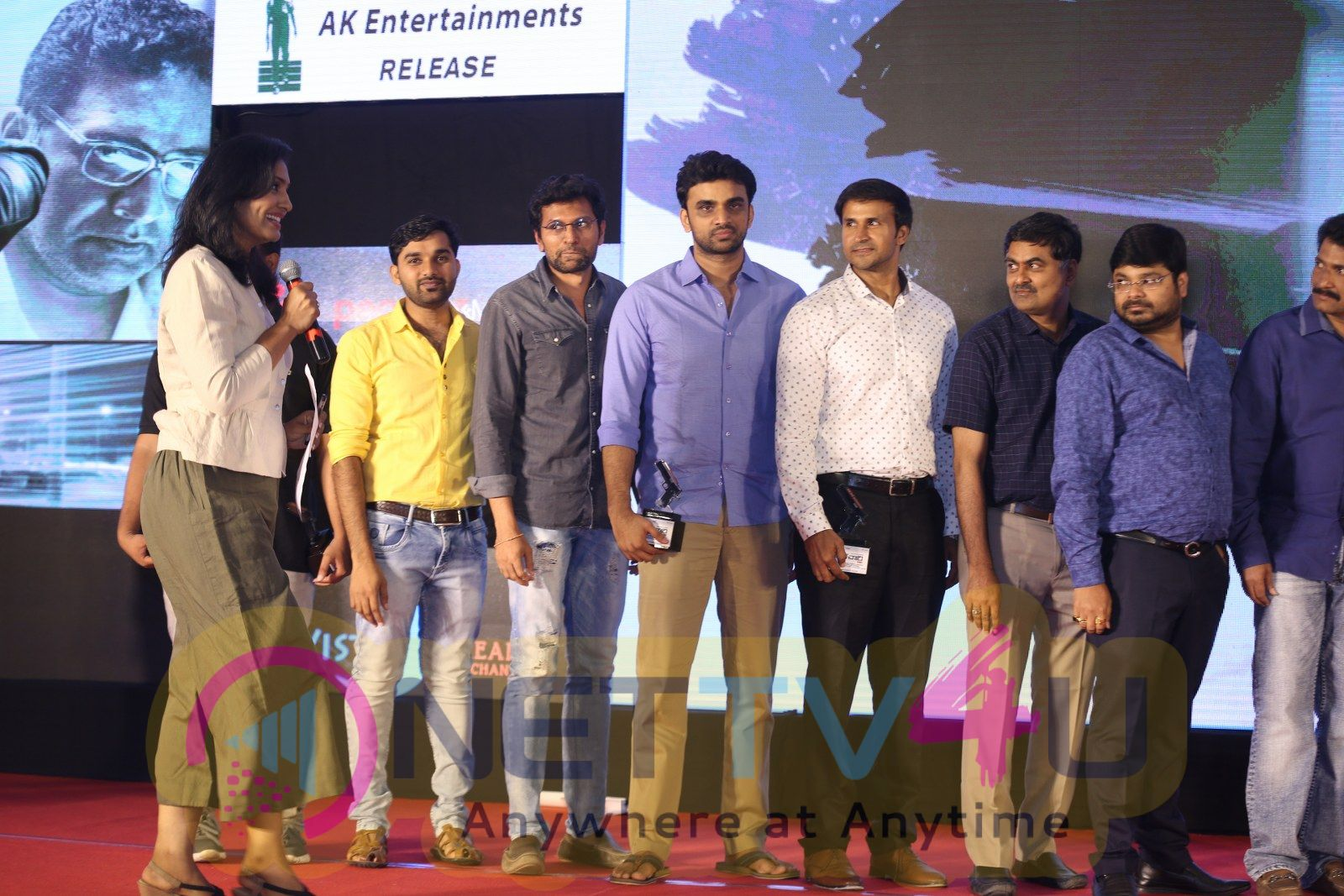 Goodachari Movie Success Meet Stills Telugu Gallery