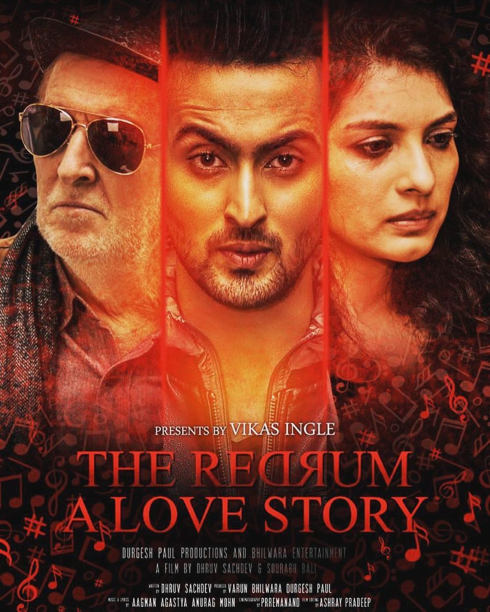 Redrum A Love Story Movie Review Hindi Movie Review