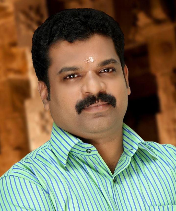 Vijesh Gopal Malayalam Actor