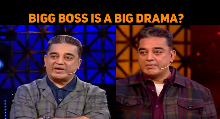 A Celebrity Comment - Bigg Boss Is A Big Drama
