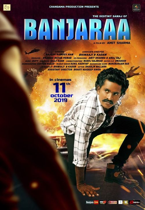The Destiny Samaj Of Banjaraa Movie Review