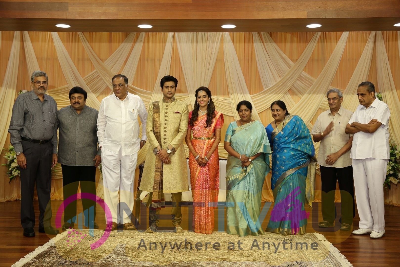AVM Family Wedding Function Photos