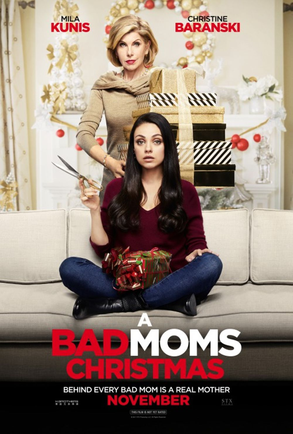 A Bad Moms Christmas Movie Review English Movie Review