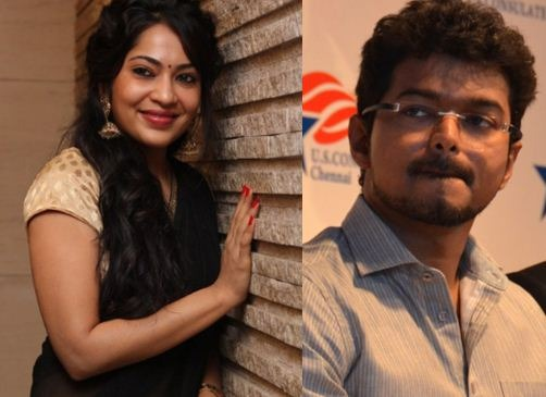 Vijay Makes Us Feel High – VJ Ramya
