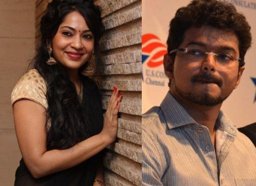 Vijay Makes Us Feel High – VJ Ramya