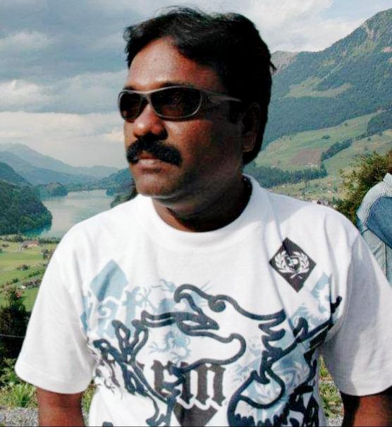 P V Ravi Tamil Actor