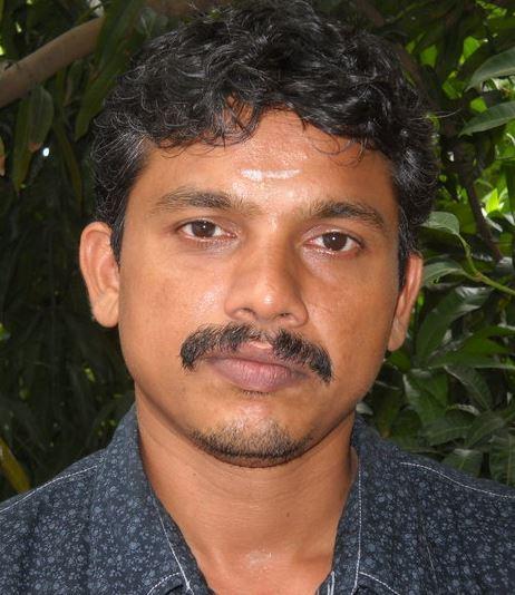 Padmesh Marthandan Tamil Actor