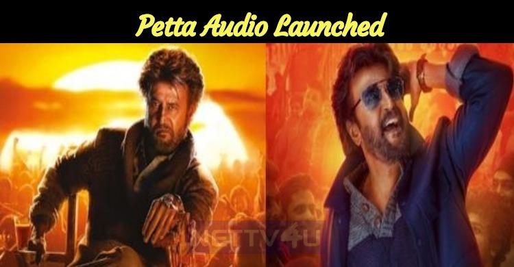Petta Audio Launched!