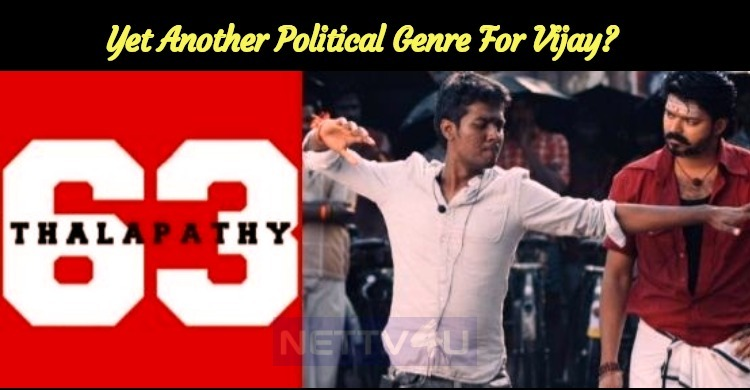 Yet Another Political Genre For Vijay?