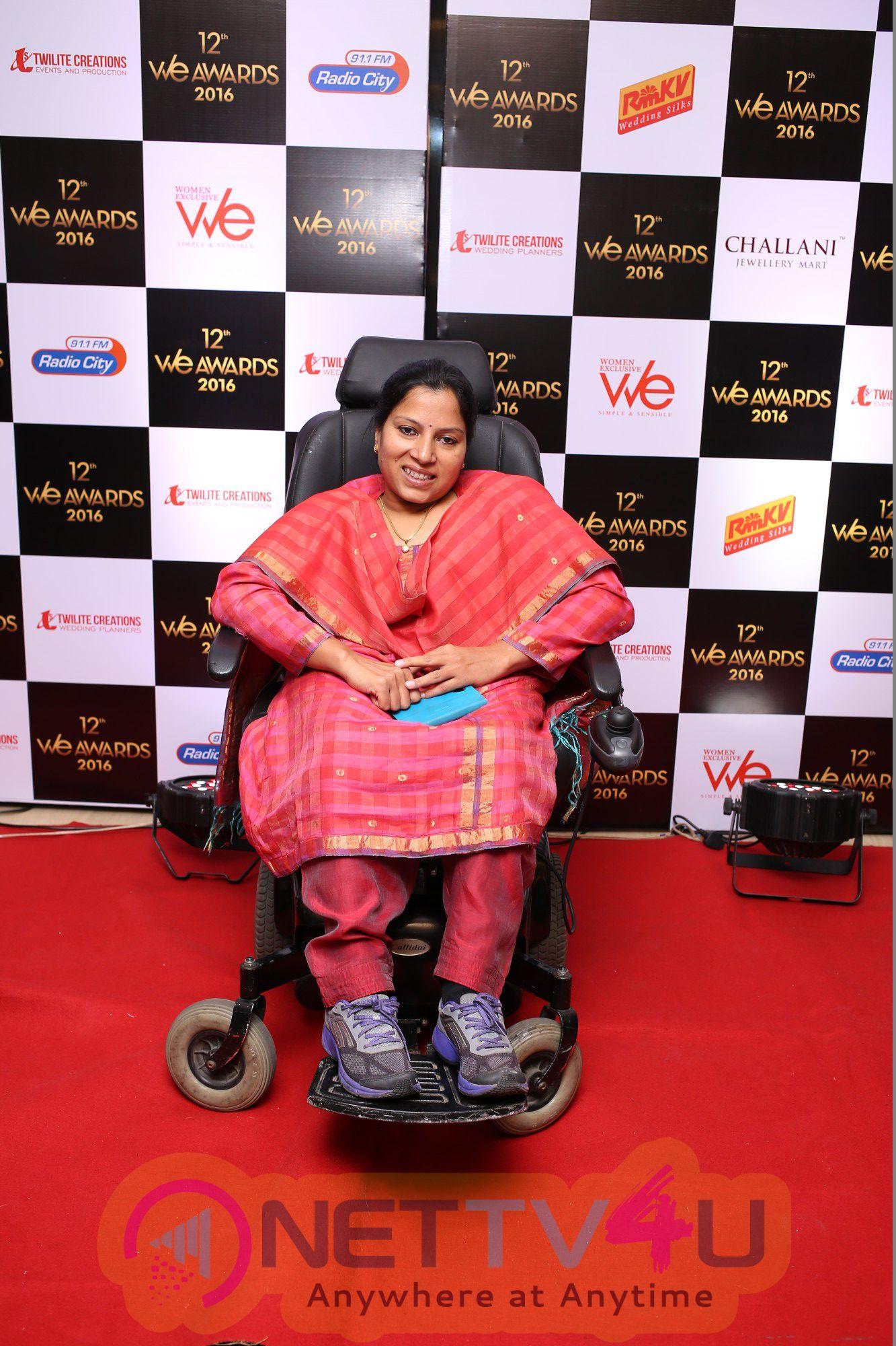12th We Awards 2016 Event Stills Tamil Gallery