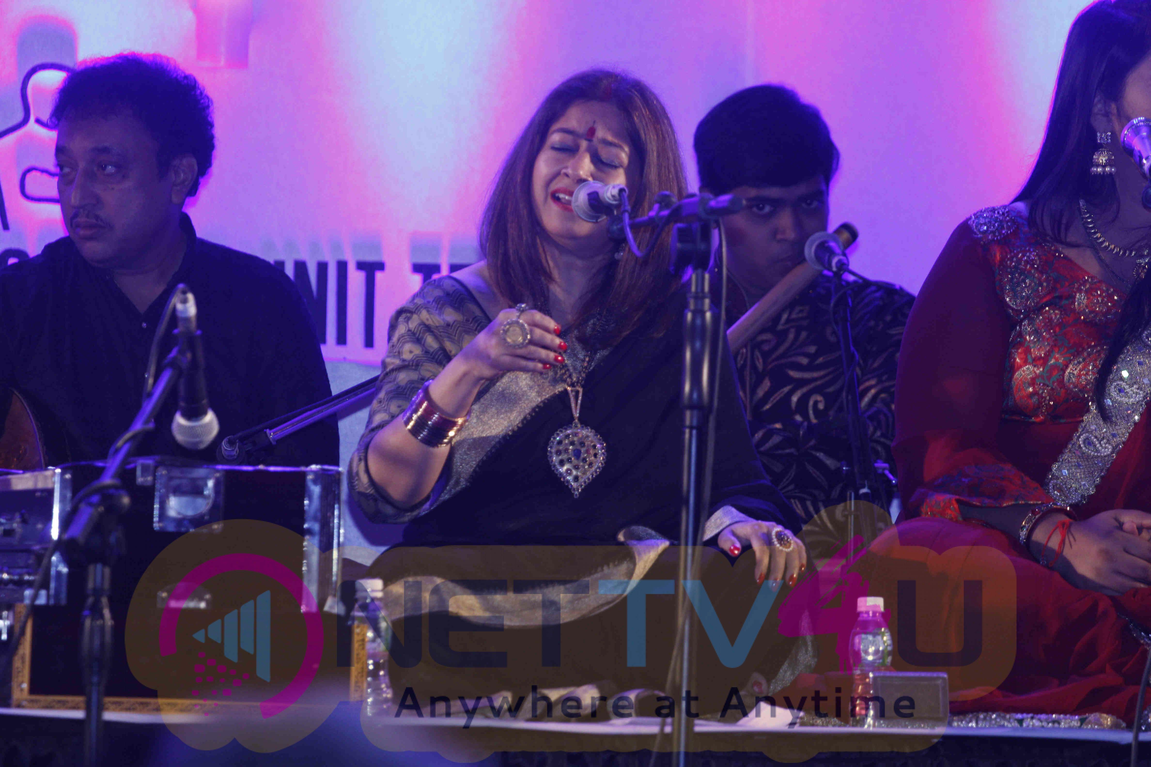 15th Khazana Ghazal Festival 2016 Superb Stills Hindi Gallery