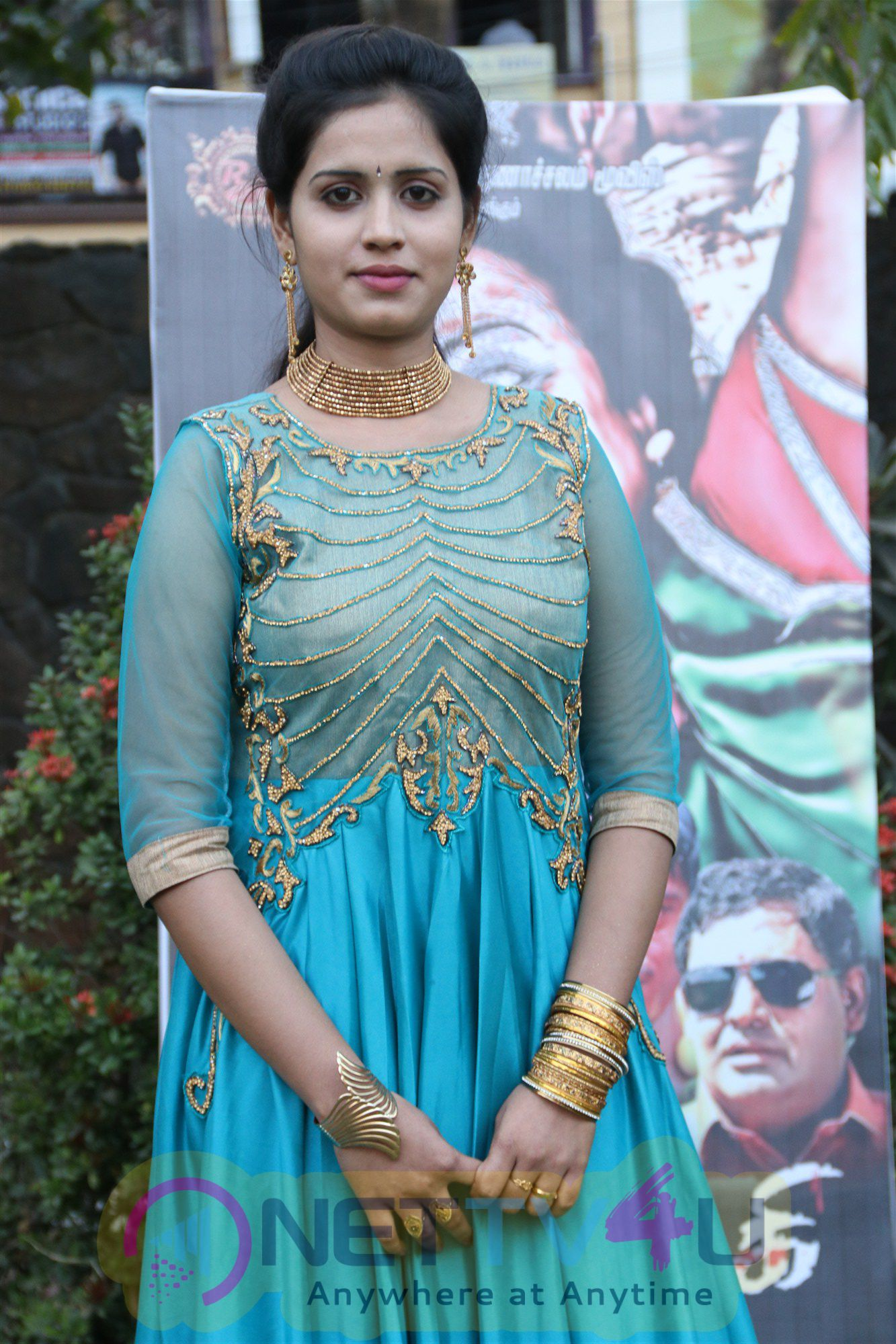 Chandhira Boothagi Movie Team Press Meet Photos