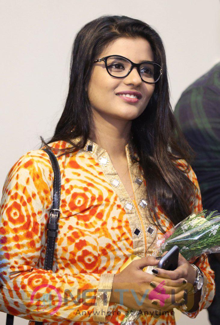 Dharmadurai Team At 14th Chennai International Film Festival Stills