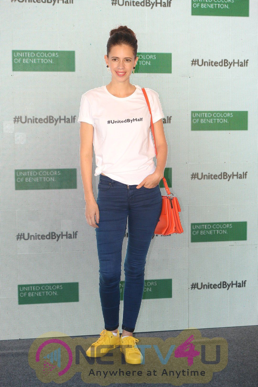 United By Half Campaign Launch With Kalki Koechlin & Gul Panang Exclusive Stills