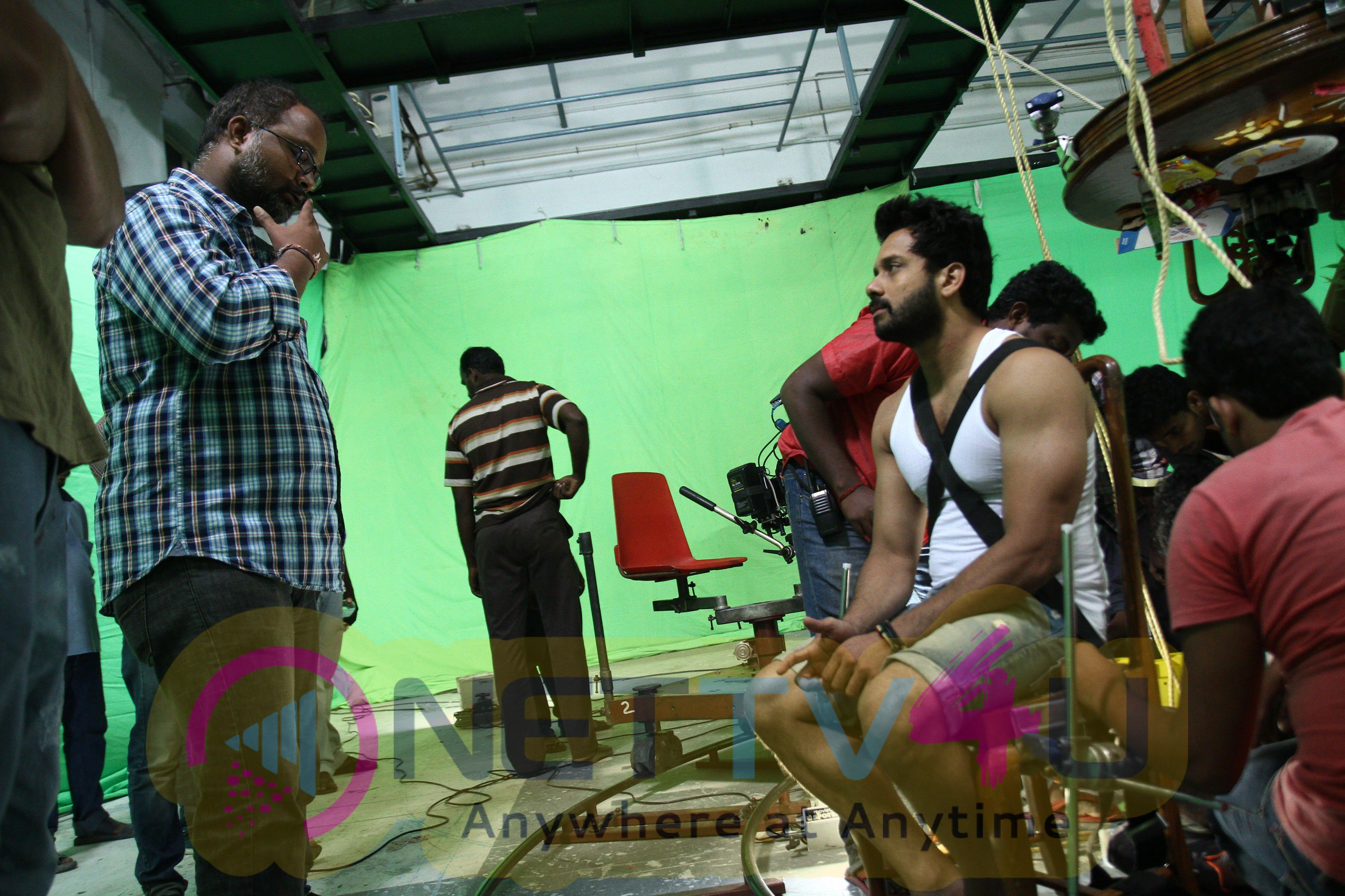 Simba Movie Shooting Spot Stills