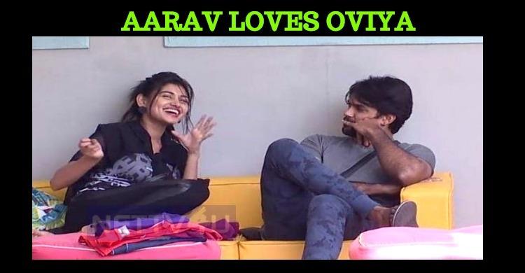 Bigg Boss Aarav Loves Oviya For This…