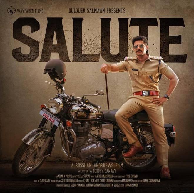 Salute - Malayalam Movie Review