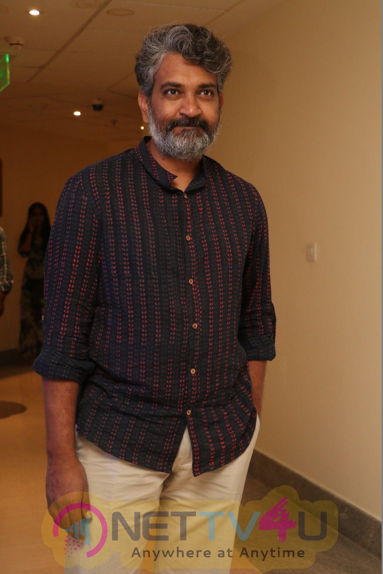 Bahubali 2 Tamil Movie Press Meet Stills Tamil Gallery