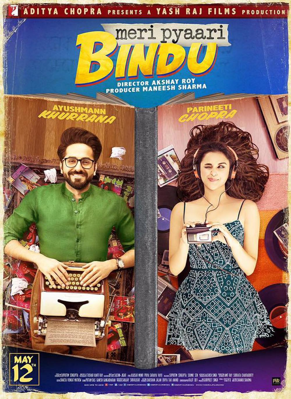 Meri Pyaari Bindu Movie Review Hindi Movie Review