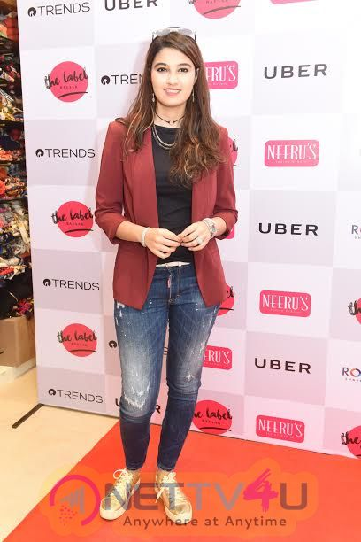 Photos Of Actress Regina Cassandra Launched Reliance Trends