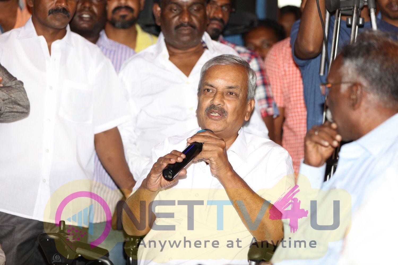 Thondan Tamil Movie Press Meet And  Audio Launch Stills