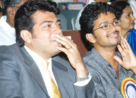 Vijay Moves Well... But Ajith…