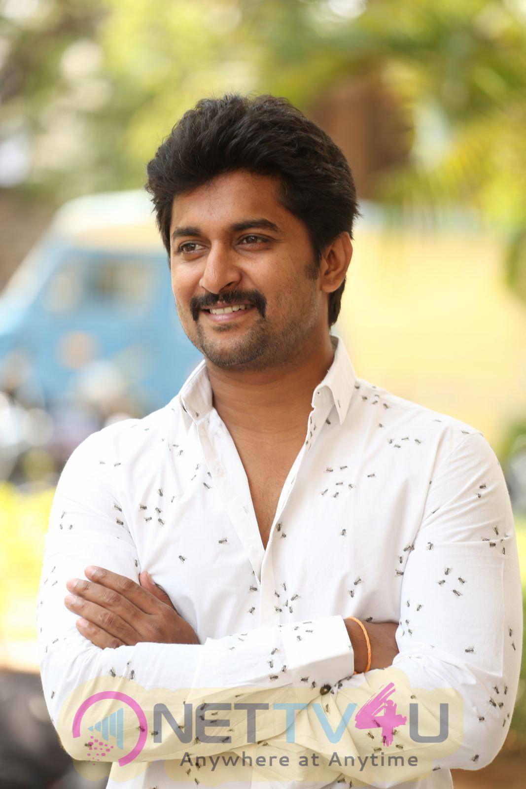 Actor Nani Handsome Stills  Telugu Gallery