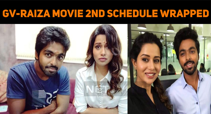 Kadhalikka Yarumillai Second Schedule Wrapped Up!