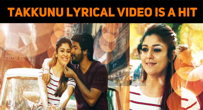 Mr Local Takkunu Lyrical Video Goes Viral!