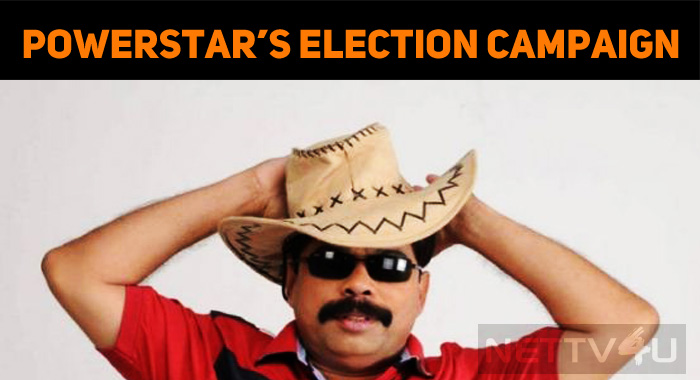 Power Star Srinivasan Strongly Believes That He Will Win A MP Seat!