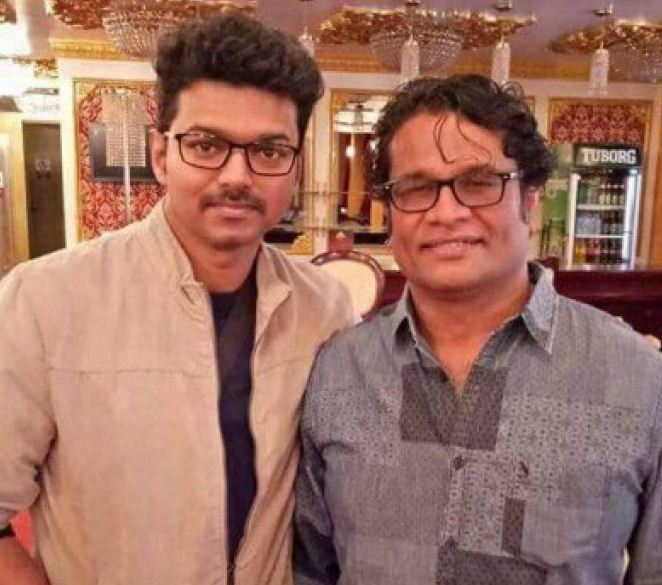 Hareesh Peradi Joins Vijay!