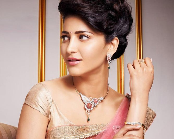 Shruti Speaks About Sangamithra!