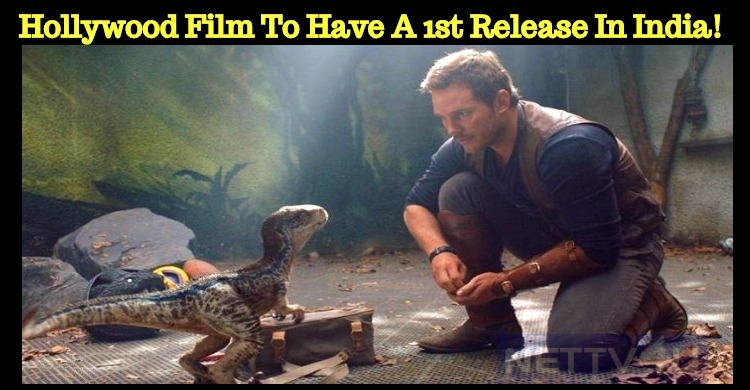 Hollywood Film To Have A First Release In India!