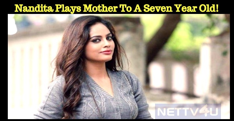 Nandita Plays Mother To A Seven-Year-Old!