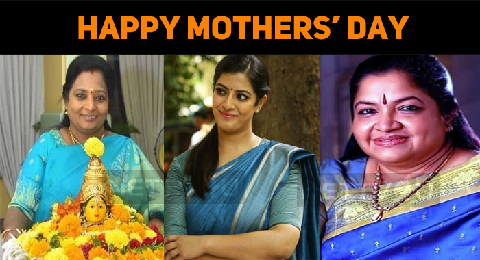 Mothers' Day – Celebrities Post Some Interesting Pictures