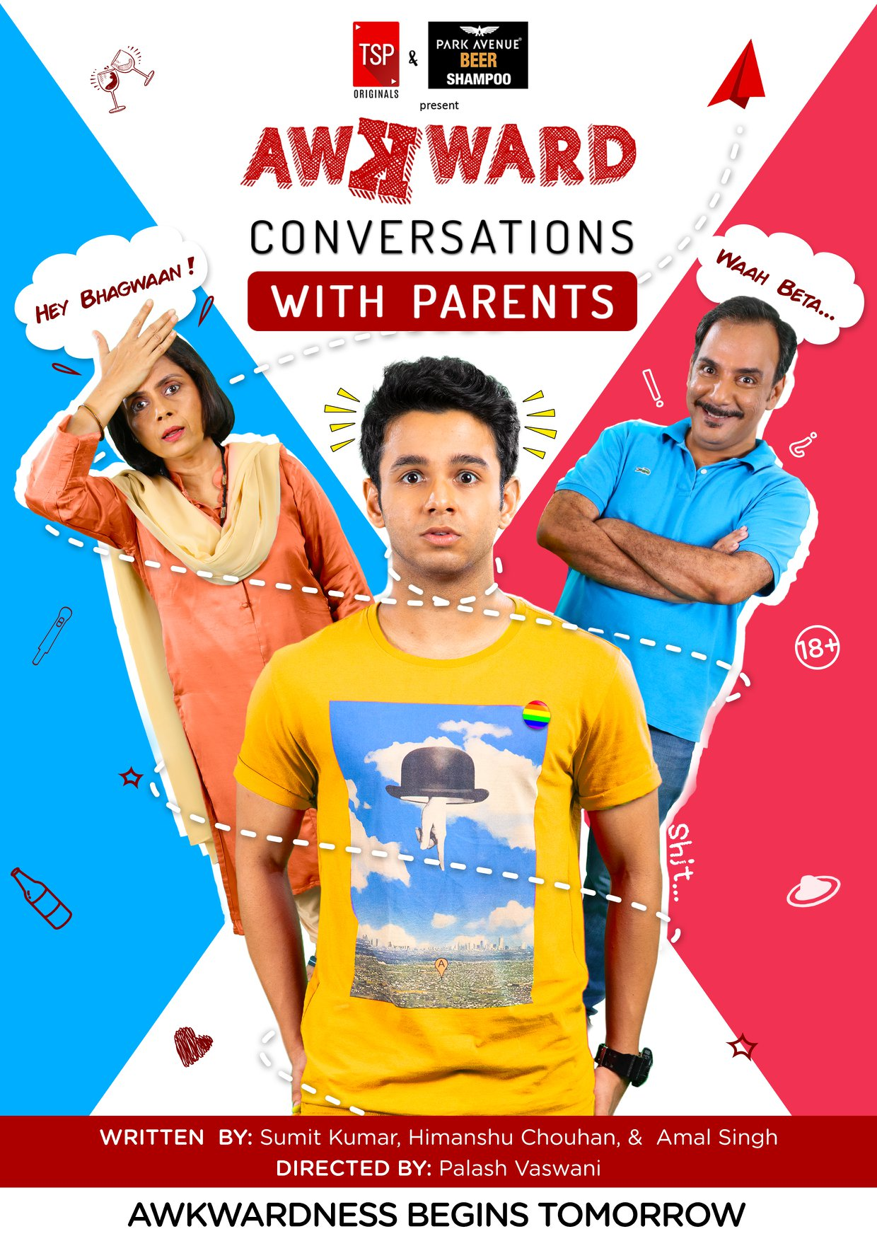 Awkward Conversations With Parents