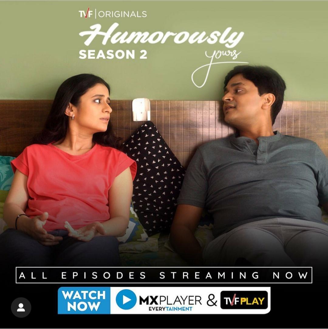 Humorously Yours Season 2