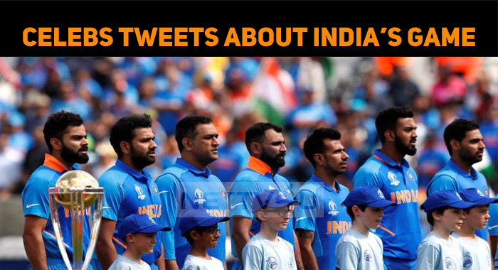 Celebs Tweet After India Loses To New Zealand!