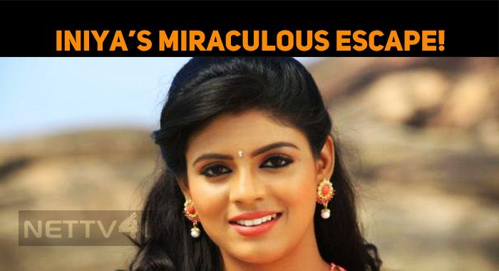 Iniya's Miraculous Escape!