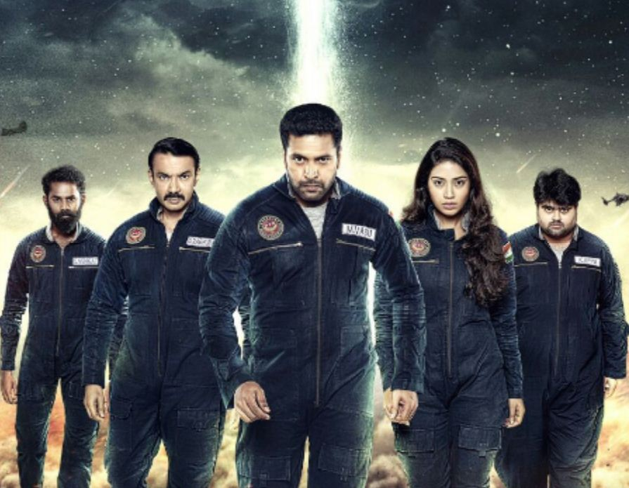 India's First Space Thriller Movie Is Gearing Up For Release!