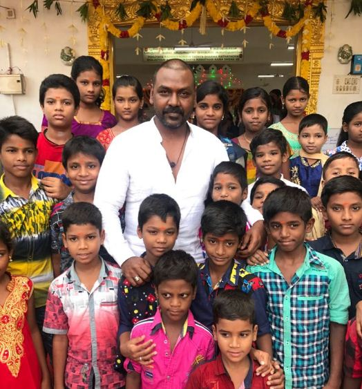 Raghava Lawrence At Sri Raghavendra Temple! Tamil News