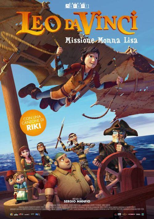 Leo Da Vinci: Mission Mona Lisa Movie Review