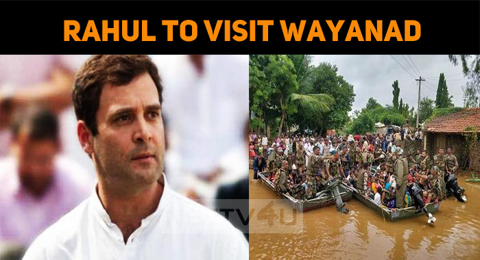 Rahul Gandhi Gets Ready To Meet Wayanad People!..